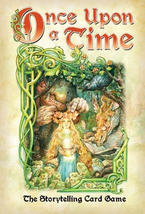 Once Upon a Time (third edition), Atlas Games, 2013